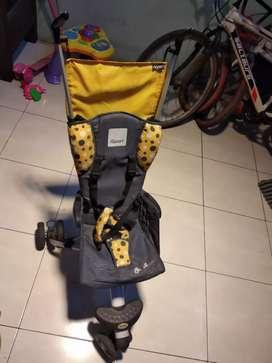 Baby stroller isport