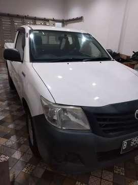 Toyota Hilux 2.5 diesel 2014 pick up/single cabin sgt bagus siap pakai