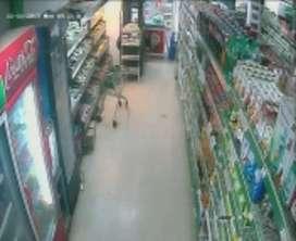 An established profitable supermarket in prime area for takeover