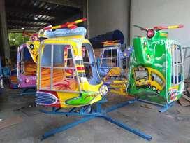 komedi putar helikopter odong wahana pasar malam odong BARU 11