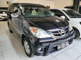 Toyota Avanza G Th 2011 Manual Plat AA Tangan Pertama