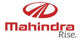 Mahindr motors Ltd Company hiring fresh and exp.male candidates for hi