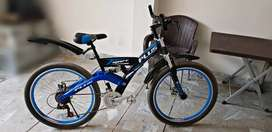 New plus cycle rs 21000 only
