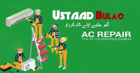 Home AC Service Available Inverter and Non inverter