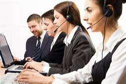Spot joining for call center