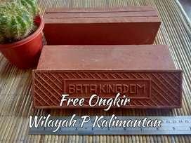 Bata tempel expose Free Ongkir Area Kalimantan timur
