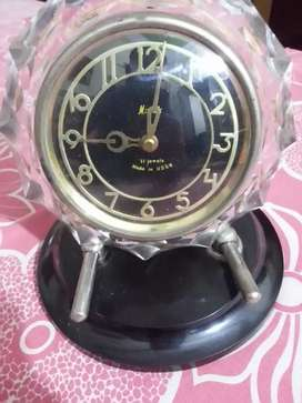 Antique Russian table clock 11 jewels vintage classic