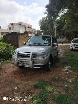 Tata Safari 4x2 LX TCIC, 2011, Diesel