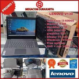 LAPTOP LENOVO V130 INTEL CORE I3 6th 4/1000 GB (GREY)