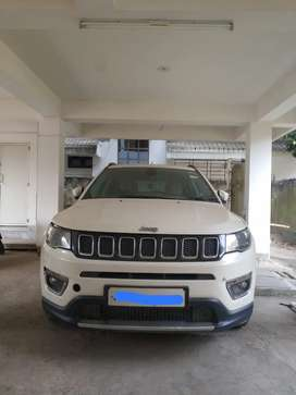 Jeep Compass 2017 Diesel 55000 Km Driven