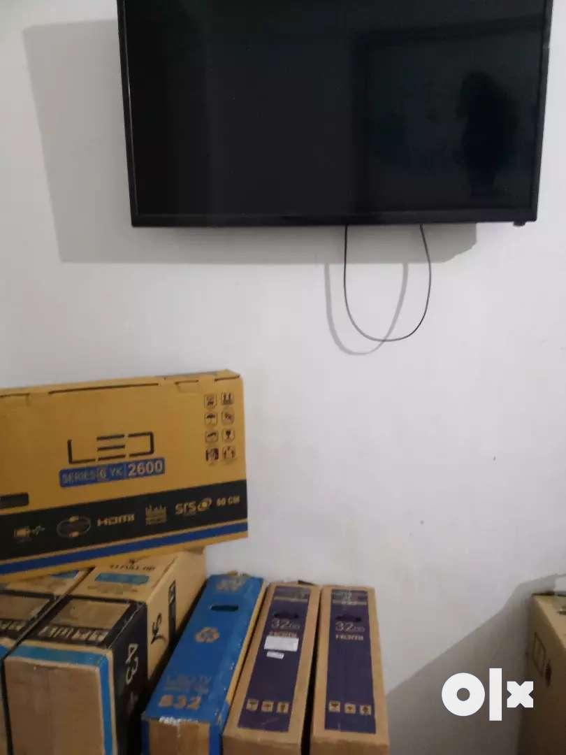 Sealed packed LED TVs @3999 0