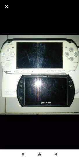 PSP 3000 dan PSP go