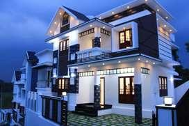 New 3 bhk 1650 sqft 4 cent land house for sale kakkanad near infopark