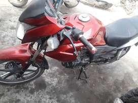 Honda twister
