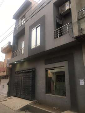 Brand new house for sale jahanzaib block