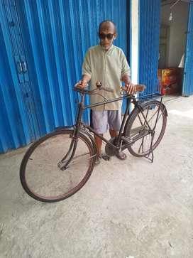 Sepeda Ontel Antik