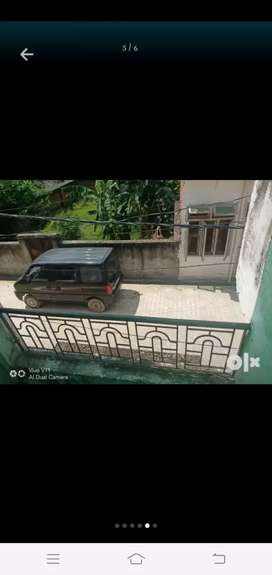 1bed room1lobby1kitchen1sofa room car parking can be in front of house