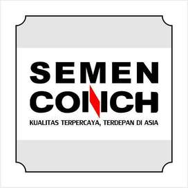 CONCH CEMENT KALIMANTAN / INDONESIA