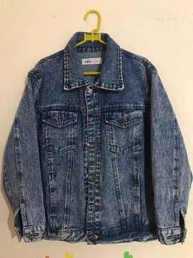 Di Jual Jaket Jeans