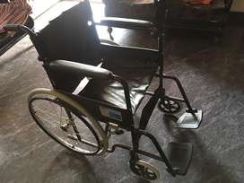 Wheel chair. 5000/-