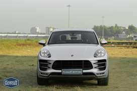 Porsche Macan Turbo, 2014, Petrol