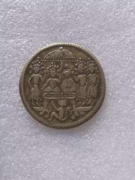 Old ram darbaar coin