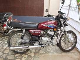 Rx Yamaha with 5 speed gear box