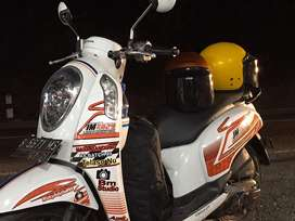 Scoopy 2015 plat s