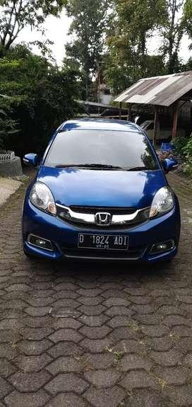 Jual Honda Mobilio Prestige Tangan Pertama
