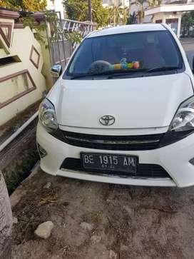 Di jual mobil Agya TRD