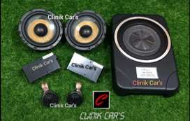 ~~Paket Audio Simple 2way Buddy, Coaxial Buddy, Subwoofer Aktif Rogers