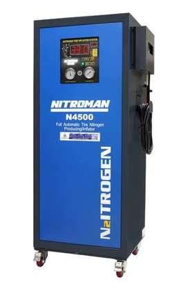 Nitrogen merk nitroman n4500 tampilan baru dan harga baru
