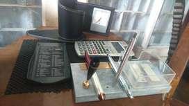 Borongan pulpen kualitas /Kalkulator Casio, tempat pulpen