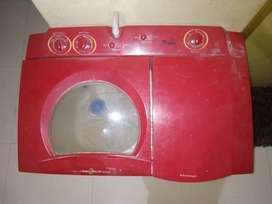 Whirpool semi washing machine