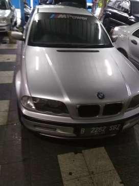 BMW antik 318i thn2000/2001 mulus full modif