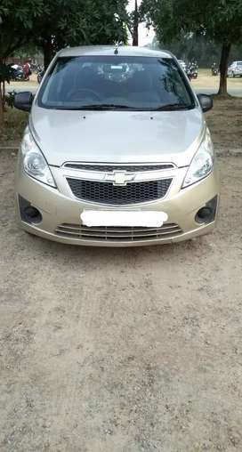 Govt Officer driven Chevrolet Beat