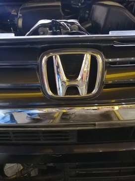 Honda N Wgn custom full option