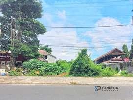 Tanah 1846m2 Dekat Kampus Ternama Jogja Cocok Apartemen dan Hotel.