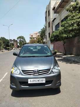 Toyota Innova 2.5 GX 8 STR BS-III, 2010, Diesel