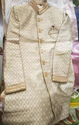 Designer wedding Sherwani in very cheap