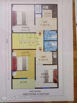Two room set new launching New Ashok Nagar