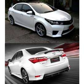 Body Kit Complete For Corolla 2015