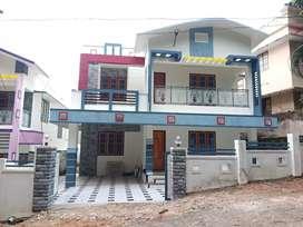 New 2300sqft Beautiful House Powdikonam