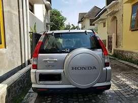 Honda New CRV Facelift 2.0 2005/Mewah/Istimewa/Full Original