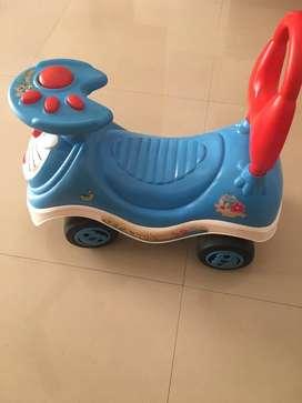 Baby walker car