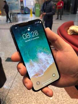 refurbished apple I Phone X are available on Good price with COD servi