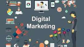 Part time Digital Marketing staff required