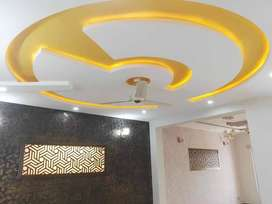 Chunnai grey structure plastar Ceiling, Wallpapers, Tiles and Wood