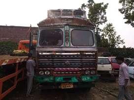 Ashok Leyland 12 wheeler truck