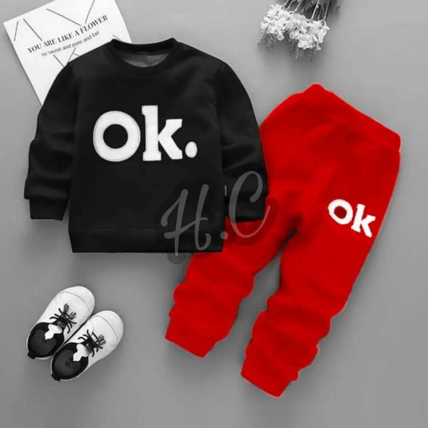 Kids Track Suits For BABA & BABY 0